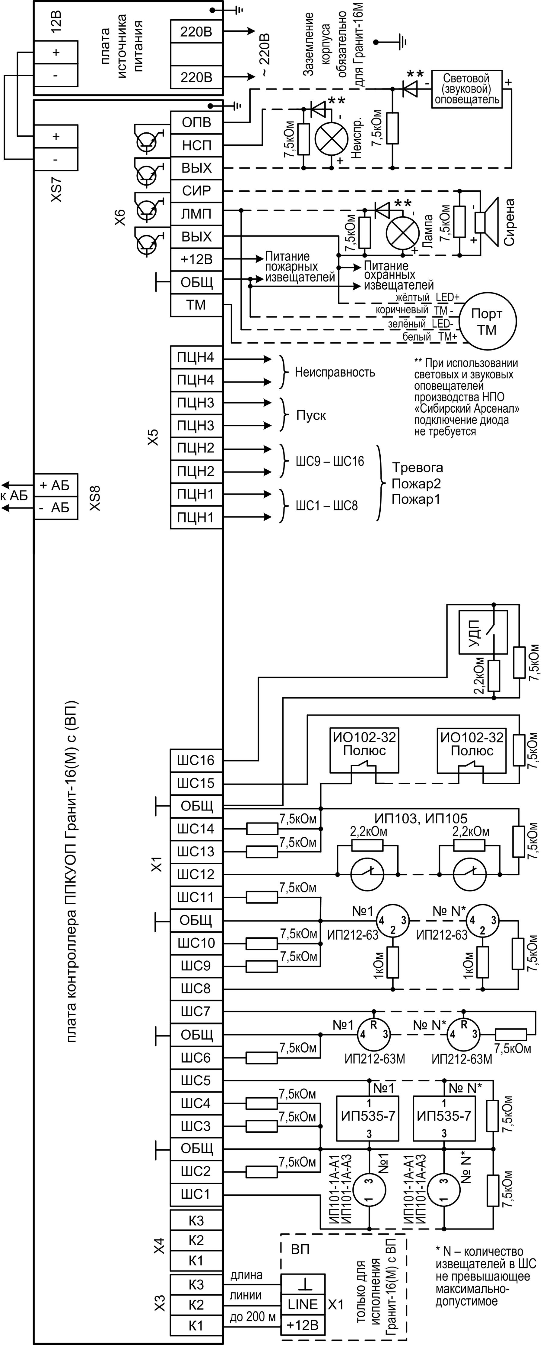 принципиальная схема датчик движения дд 024